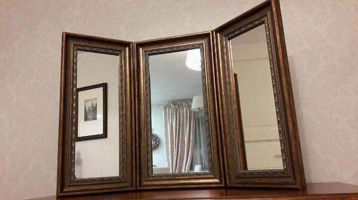 Купить Зеркало универсальное на любой комод в деревянном багете! - зеркало, зеркало в раме