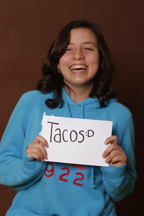 Tacos, SabrinaLarson, Colegio San Patricio,Estudiante, Monterrey, México.
