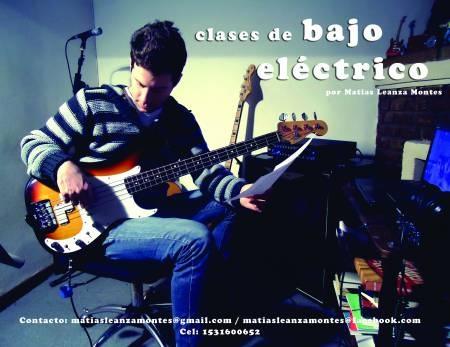 Clases de Bajo Eléctrico publicadas en Vivavisos. http://instrumentos-musicales.vivavisos.com.ar/articulos-musicales+moron/clases-de-bajo-electrico--en-zona-oeste--moron-/52543643