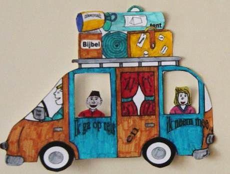 Ik ga op reis en ik neem mee.....   www.gelovenisleuk.nl