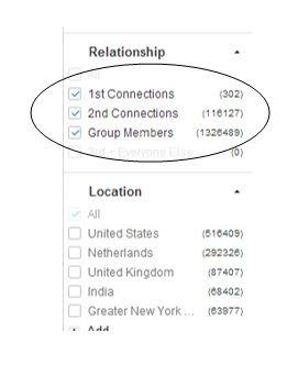 Hoe vind ik een baan met LinkedIn tips
