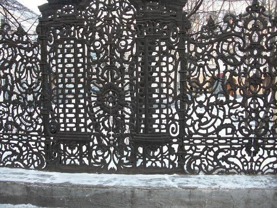 cemeteries fences - Google Search
