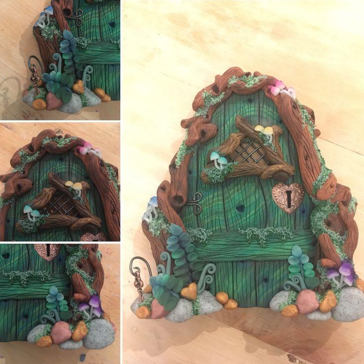 Forest Fairy Door.