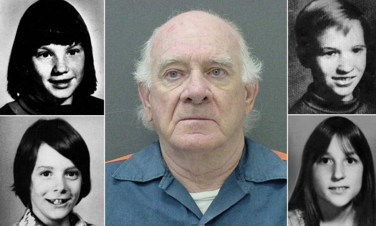 Arch Edward Sloan, who is serving a life prison sentence for rape in 1983, has been named in the case of the Oakland County Child Killer, who went on the rampage in Michigan for 13 months in the 1970s.
