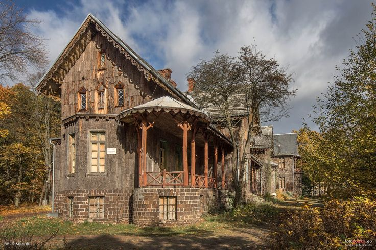 Moja Wola - Pałac Myśliwski