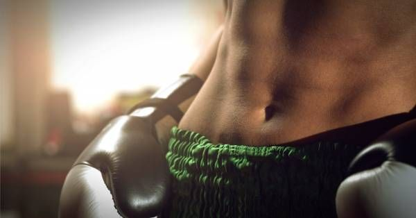 Abs like a boxer, now who doesn't want that. Follow this workout and punch your way to a slimmer waist.