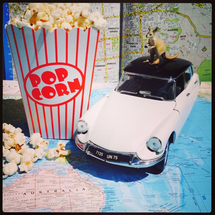 inaugural meeting of Citroen Societe South Australia Inc. with film screening and popcorn • February 11 2014 Adelaide city • citroen DS
