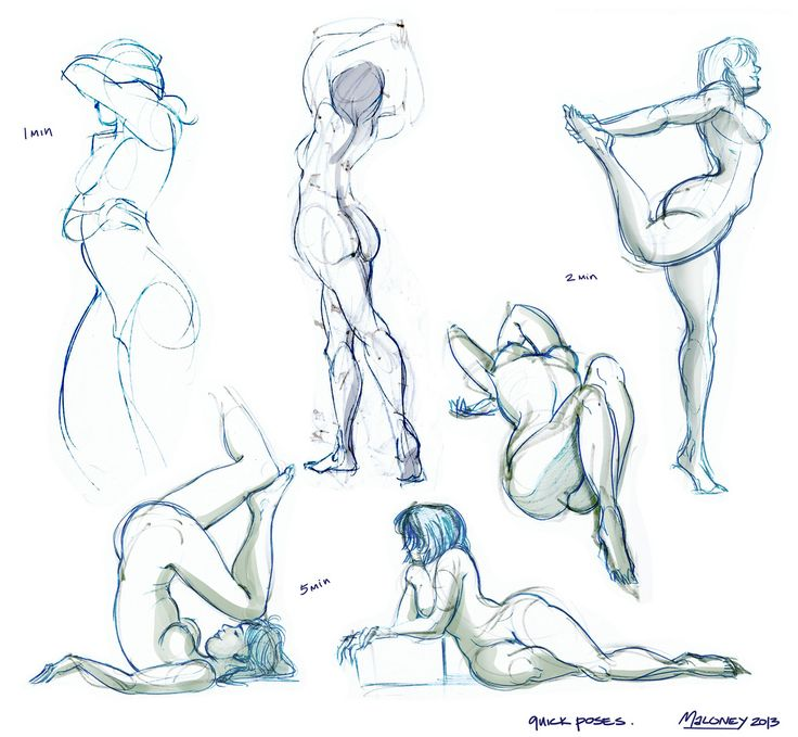 How to Draw couple poses | Must Draw Harder: Life drawing, odds and ends