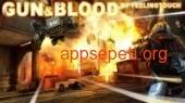 Gun And Blood  Android  platformunun en dikkat çeken oyunlarından biri olan Gun & Blood,  sürükleyici yapısıyla sizin de beğeninizi kazanacak. Oyundaki amacınız  güçlü silah ve ekipmanlarınızı kullanarak karşınıza çıkan tüm  teröristleri yok etmek. Bölümlerde başarılı olmanız durumunda,  kazandığınız paraları kullanarak yeni silahlar ve ekipmanlar satın  alabilirsiniz.  http://appsepeti.org/index.php?a=prog=oyunlar=aksiyonmacera=aksiyon-macera-oyunlar%C4%B1=gun-blood