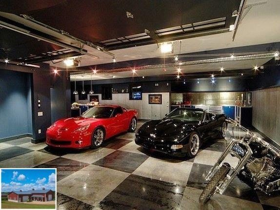 Diy Garage Shop For Pole Barns Garageshop Garage Workshop