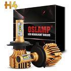 CREE H4 9003 HB2 1020W 153000LM LED Headlight Conversion Bulb Kit Hi/Lo 6000K