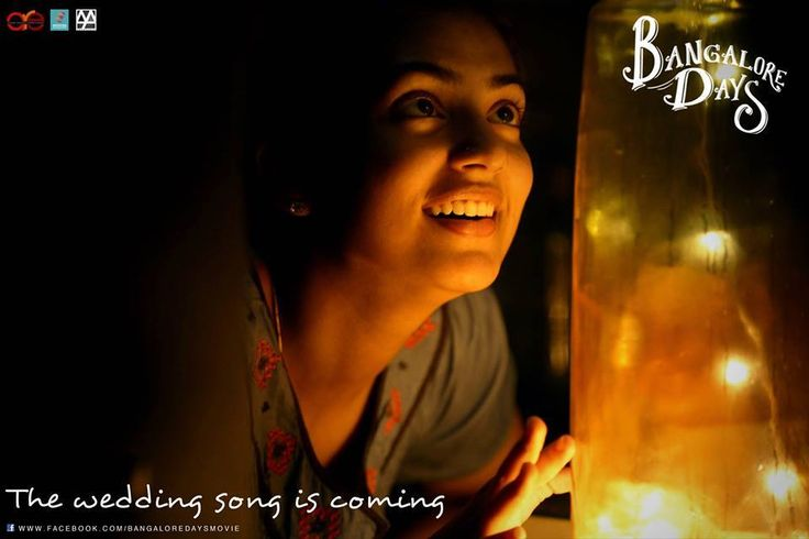 Nazriya Nazim in Bangalore Days