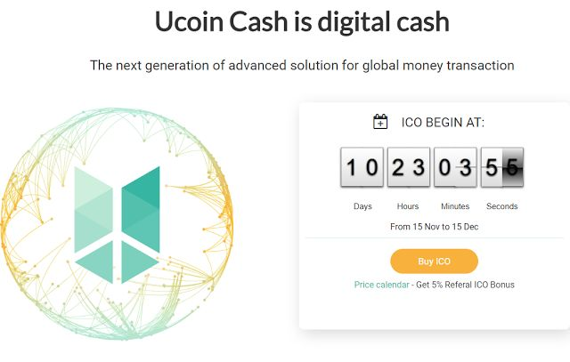 Money Makers:    ICO starts 15th Nov to 15th Dec Nice easy site ...