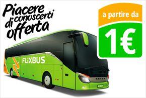 Prezzi e Sconti: #Bus partenze da copenaghen  ad Euro 19.00 in #Flixbus #Copenaghen