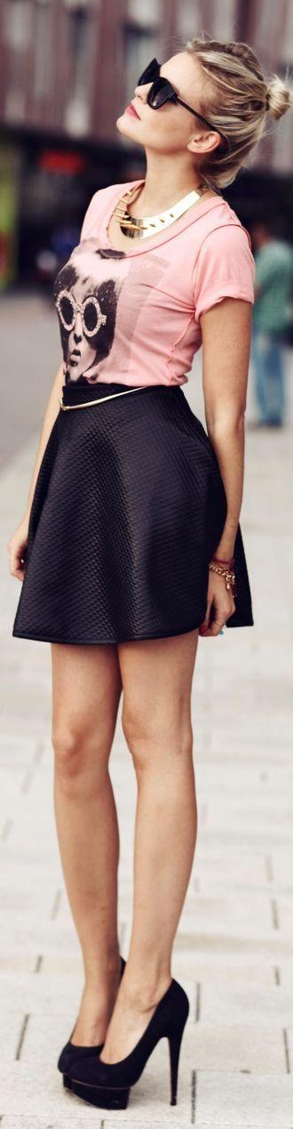 Outfit / / Taille Répond Assiette! | La Leon Ella - Le Blog