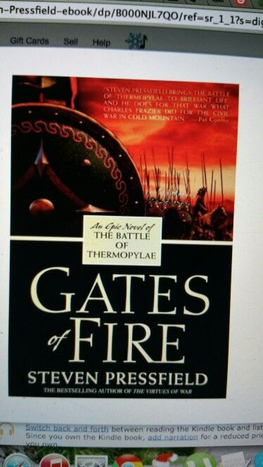 Gates Of Fire: An Epic Novel Of The Battle Of Thermopylae Download Pdfgolkes