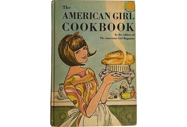 American Girl Cookbook (Girl Scouts of America), 1966