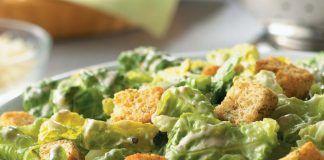 En video: Esta es la mejor ensalada César que hayas probado ¡Sana y diferente!