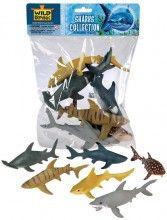 Shark Polybag Wild Republic   www.minizoo.com.au