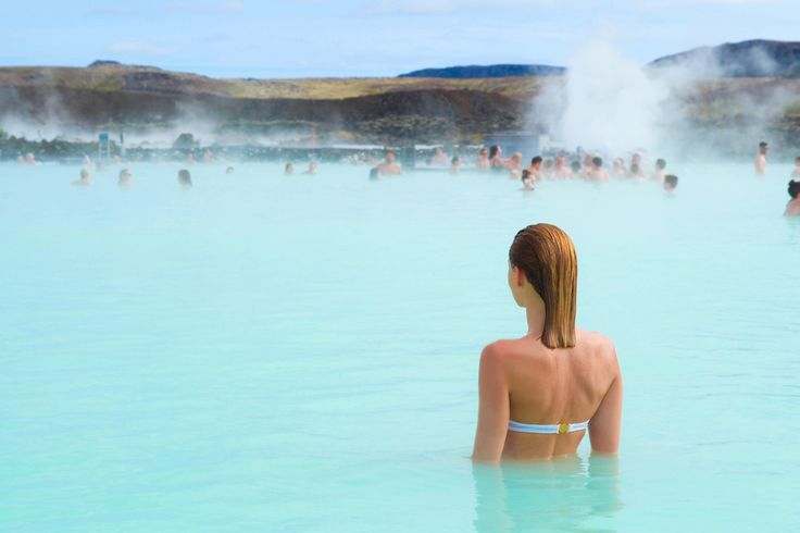 #Geothermal spa treatment!? Don't mind if I do! http://www.tripwing.com/tours/30405 #BlueLagoon #Iceland #wanderlust #travel #spa