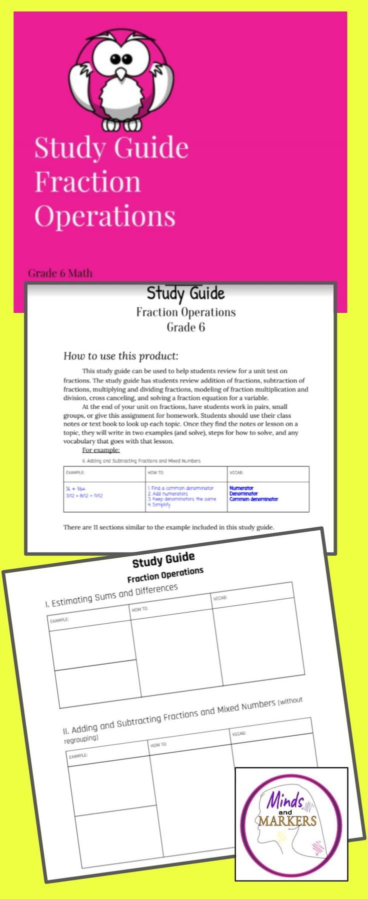 Math Placement Test Study Guide - UW-Superior