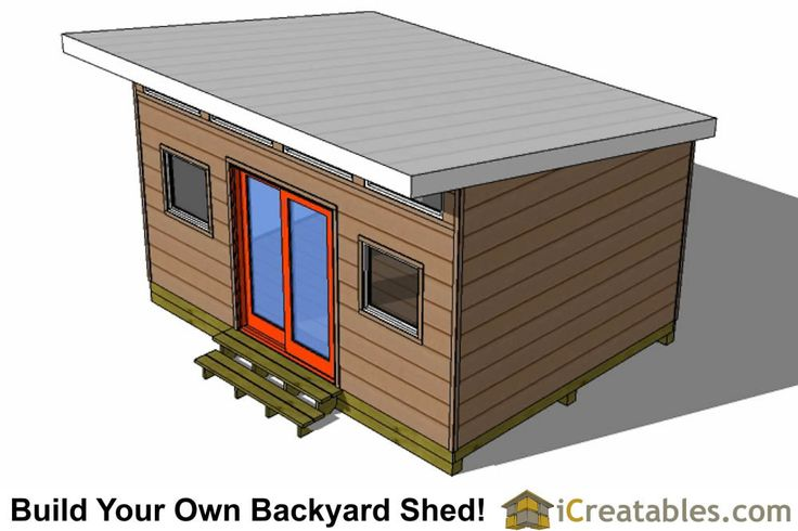 Best 25 modern shed ideas on pinterest prefab pool for Modern shed prices