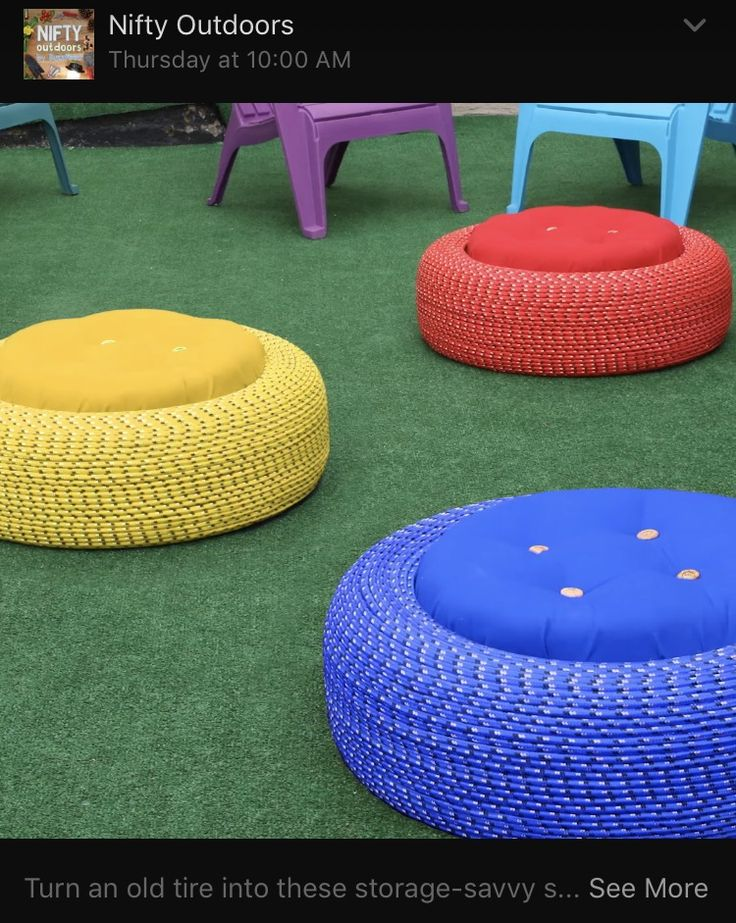 The 25 best tire chairs ideas on pinterest tires ideas for How to make tire furniture