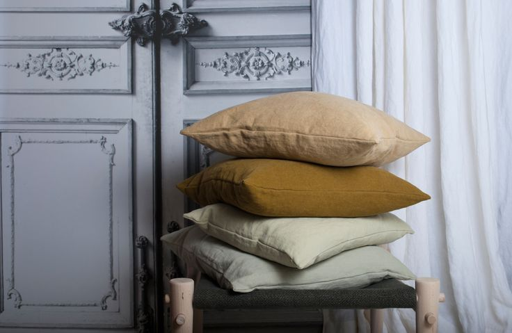 Axel fron Astrid is a strong and soft stonewashed linen in beautiful colours.