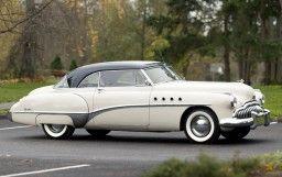 1949 Buick Roadmaster Riviera Coupe