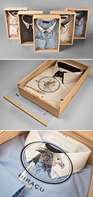 Shirts | packaging design