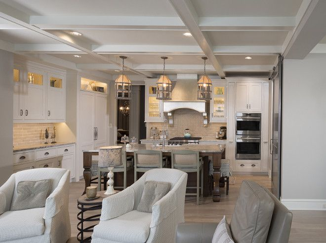 Neutral Kitchen Reno with A Rustic Touch