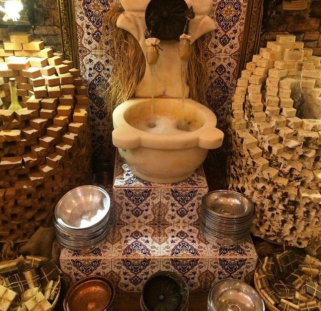 Turkish Hammam Decor, Turkish Bath Decor by www.grandbazaarshopping.com