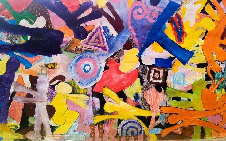Arte con la #carta