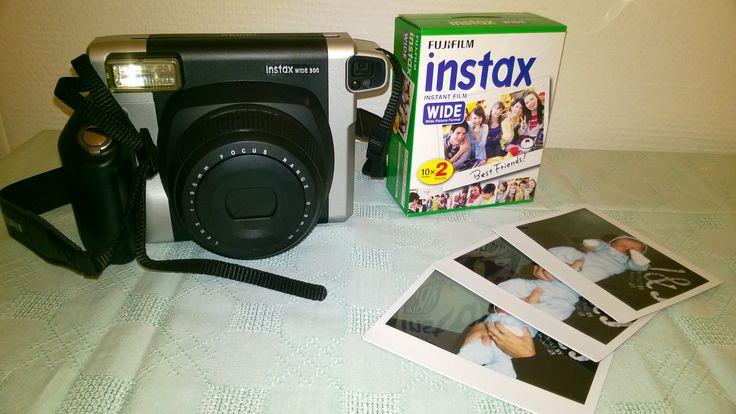 Polaroid wide kamera. Vuokralle 35€/viikonloppu.  Myyn myös kuvat .10 kuvaa 13,50€ www.partybubble.fi