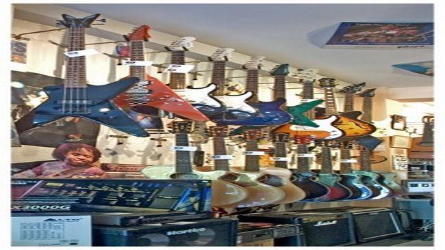 musical madison: venta de instrumentos musicales en mostoles