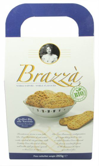 Friuli Wine & Food | Prodotti | Brazzà Biscotti classici QualityBio