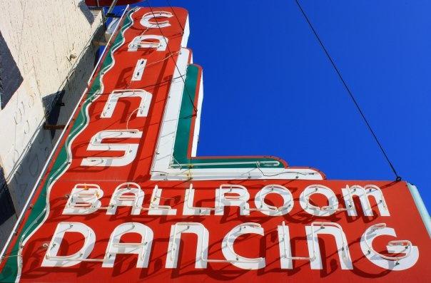 Cains Ballroom. Tulsa OK