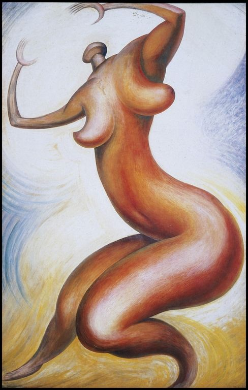Dance To The Sun - Diego Rivera, 1942