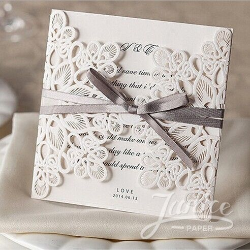 15 best Lasercut Invites images on Pinterest Laser cut invitation