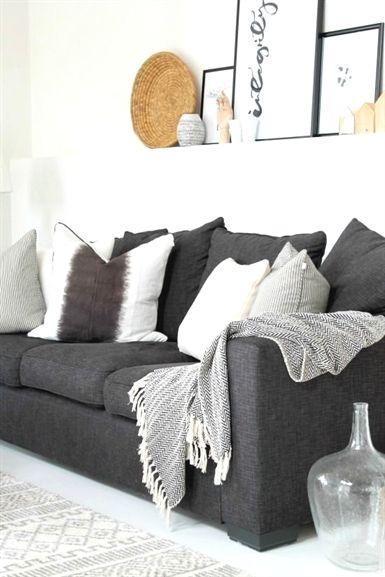 Where To A Dark Grey Sofa Gray Sofas We Love Couch For The Living Room Livingroom Couches