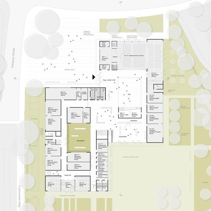 82 Besten Architektur Wettbewerbe Bilder Auf Pinterest