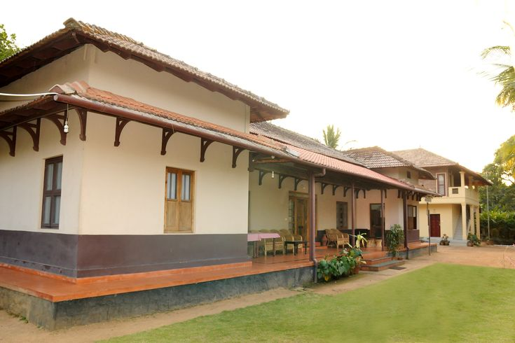 Hiliya Resort Home Stay, Kerala, India. Stay in an eco friendly Kerala style heritage bungalow surrounded by acres of organic farm http://www.organicholidays.com/at/1991.htm