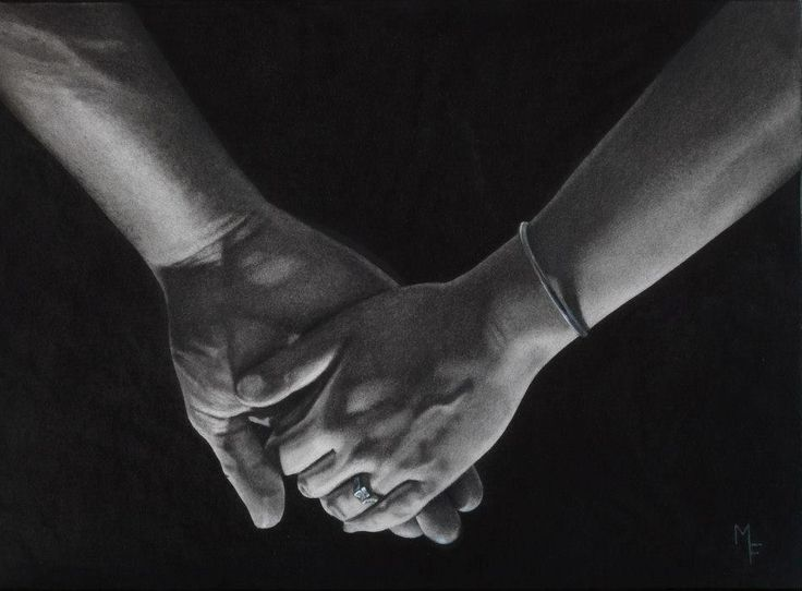 charcoal and pencil  by Melanie Ferguson