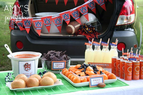 Top 25 Ideas About Auburn University Fan Decorating And