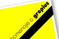 #Gropius #bauhaus #filosofia #grafico #creatividad #amarillo #estetica #arte  #maderadeartista #principios #poesia