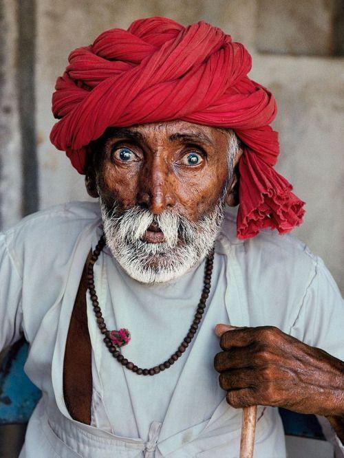 India - Steve McCurry .