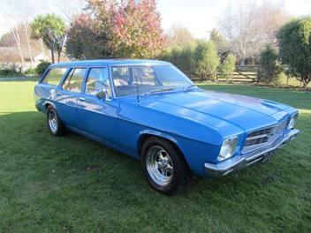 Holden Kingswood Belmont 1972