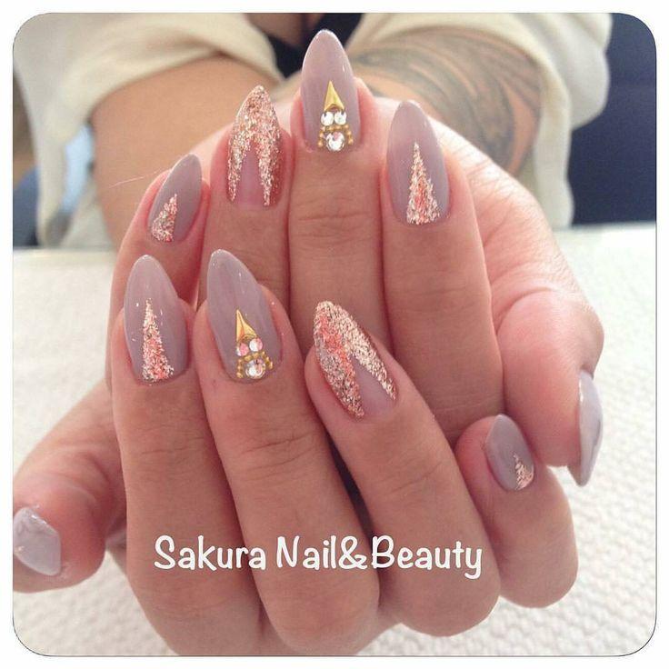 "374 Likes, 1 Comments - Vetro USA (@vetro_usa) on Instagram: "" @sakuranailsandiego Designed by Keiko.#instarepost20"""