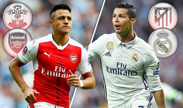 Atletico Madrid v Real Madrid Southampton v Arsenal Live: Updates and analysis   via Arsenal FC - Latest news gossip and videos http://ift.tt/2r2zOHR  Arsenal FC - Latest news gossip and videos IFTTT