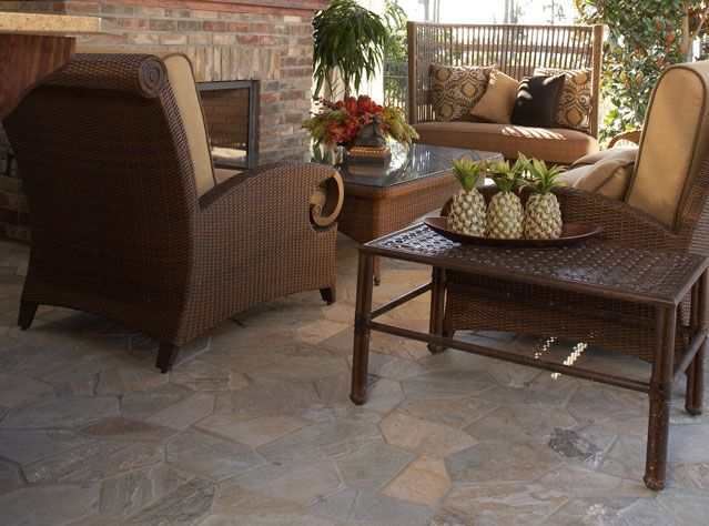 Choosing Outdoor Tile: 4 Things To Consider